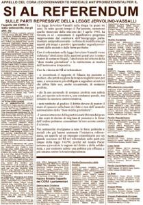 DP-1994-Appello sulla questione droga dopo il referendum