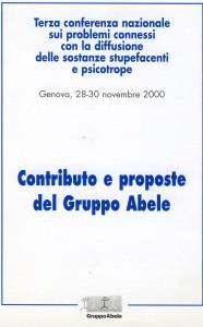 DP-2000-Contributi e proposte alla terza conferenza nazionale sulle droghe (1)