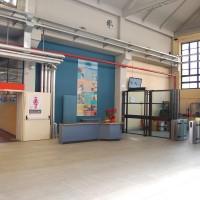 reception e ingresso